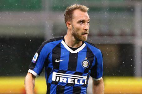 """Inter, senti Eriksen: """"Ora basta panchina"""""""