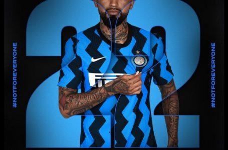 Vidal, scelto il numero di maglia: indosserà la n. 22