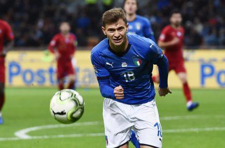 InterNazionale, l'Italia di Mancini a tinte neroazzurre: 6 su 37 sono interisti