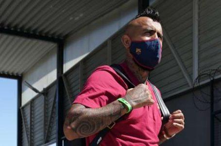 Mundo Deportivo, smentita la presenza di Vidal in aeroporto