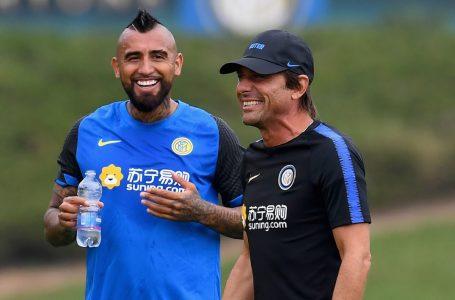 """CdS – Vidal: """"Sono qui per Conte. Messi? Vediamo"""""""