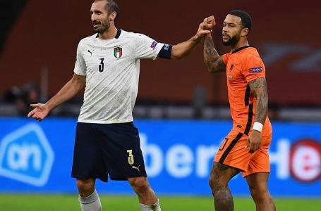 Italia-Olanda, le formazioni: tre interisti in campo