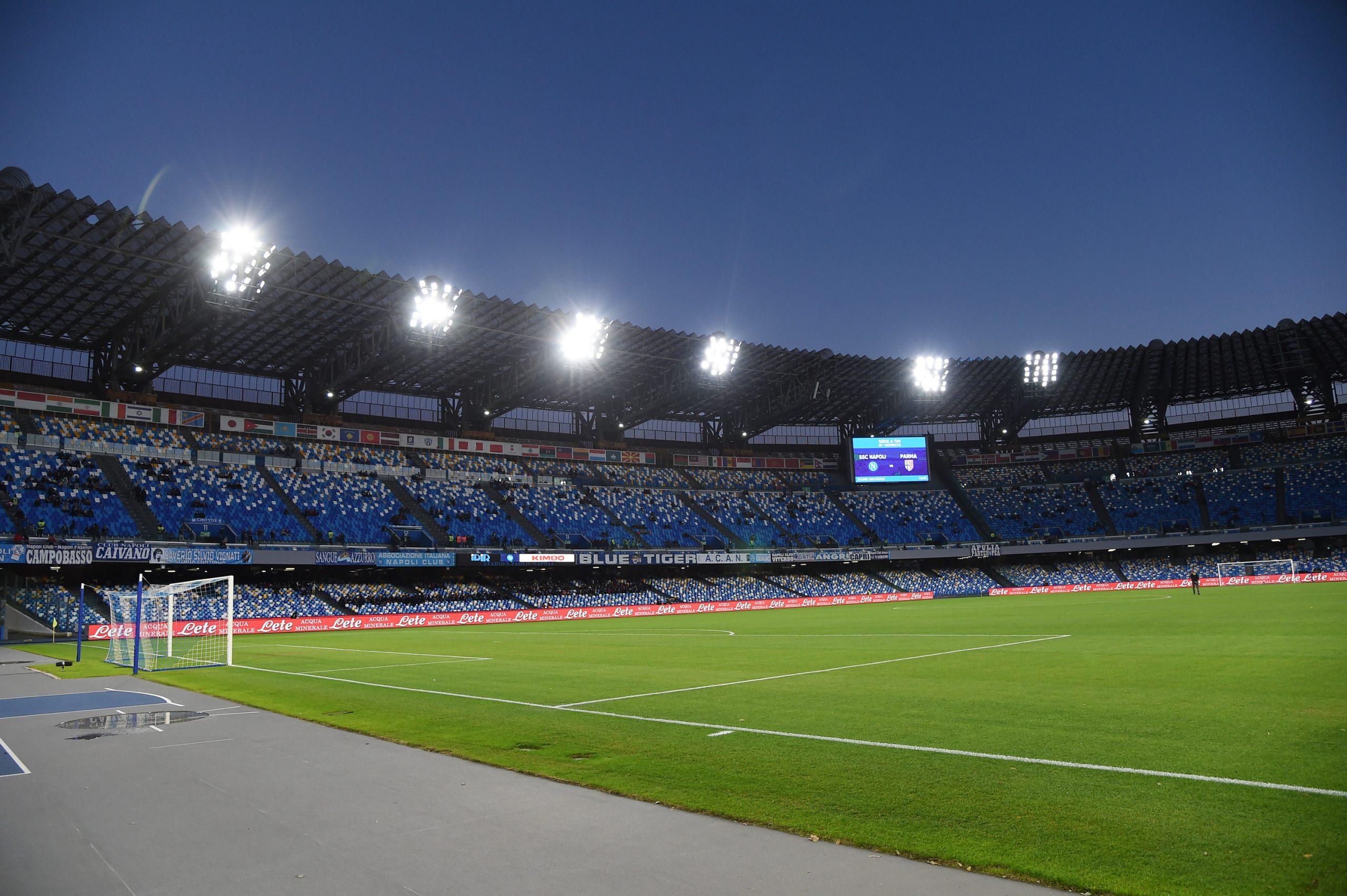 Capienza stadi, vicina l'estensione al 75%. Tra pochi giorni riunione del Cts