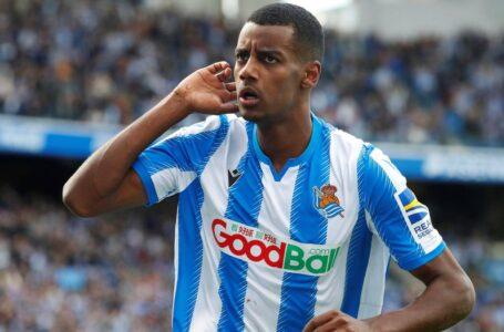GDS – Mercato: piace Isak, giovane talento della Real Sociedad