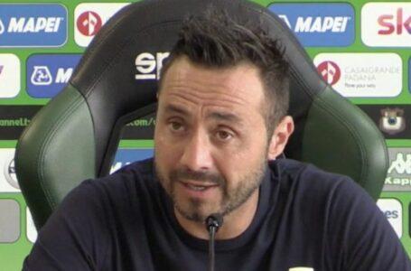 """Shakhtar Donetsk-Inter, parla De Zerbi: """"Siamo diversi dallo scorso anno, vogliamo creare problemi a tutti"""""""