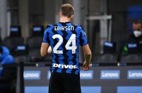 Eriksen, 5 minuti che sanno di umiliazione