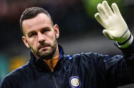 """Inter, interviene Handanovic:""""Mi sento ancora bene, per vincere però ci vogliono tante cose…"""""""
