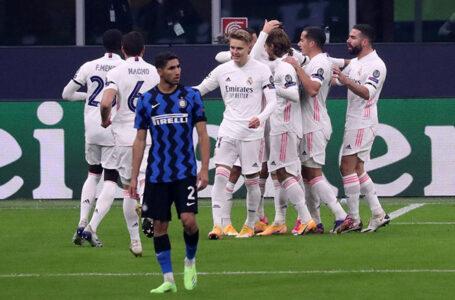 Inter-Real Madrid: l'analisi tattica della redazione