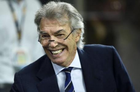 """Moratti: """"Interspac? Un piacere che lascio agli altri. Mancini uomo di classe e Barella si è confermato al meglio"""""""