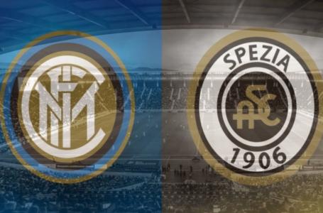 Inter-Spezia: le ultimissime di formazione