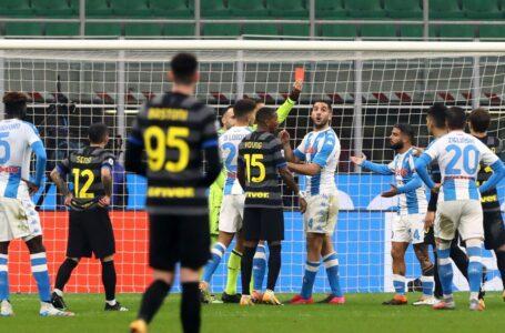 La Moviola di Inter-Napoli