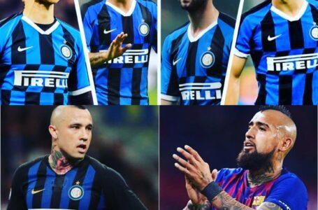 Ad ottobre era tra i centrocampi più ampi e completi d'Europa. Oggi le assenze di Vidal e Barella possono mettere in crisi l'Inter?
