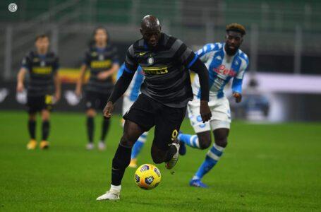 Inter-Napoli, solo un gol. Gli attacchi deludono.