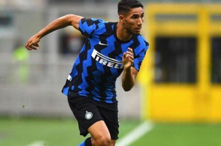 """Hakimi: """"All'Inter a lungo. Di Scudetto ne parliamo con rispetto, Conte è uno di noi"""""""
