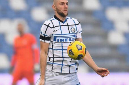 """Skriniar: """"Conte infonde mentalità vincente. Ora vogliamo vincerle tutte, soprattutto a Torino…"""""""