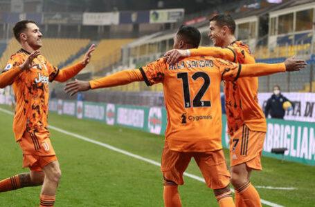 Serie A – Una Juventus forza quattro aggancia il secondo posto
