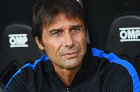 """Conte: """"Auguro tutto il meglio all'Inter. Dumfries ottimo sostituto di Hakimi"""""""