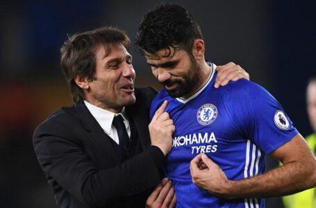 Diego Costa-Inter rapporto difficile con mister Antonio, possibile trattativa?