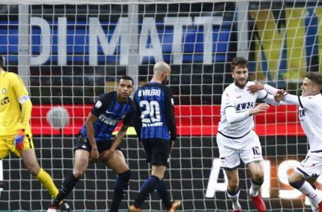 3 febbraio 2018: l'ultimo Inter-Crotone al Meazza