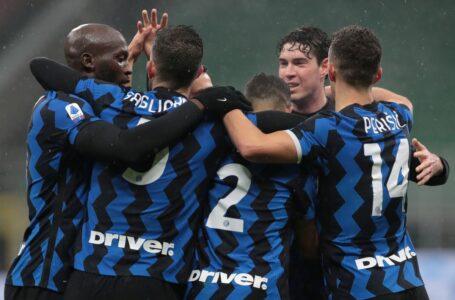 Inter, raffica di gol nel 2020: eguagliato il record del 1961 e del 2007