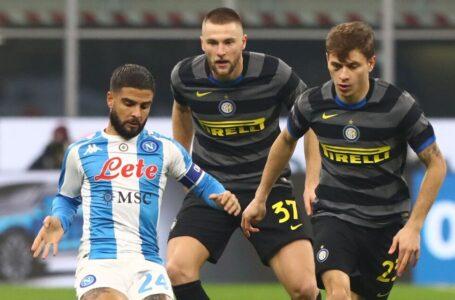 Inter-Napoli: l'analisi tattica della redazione