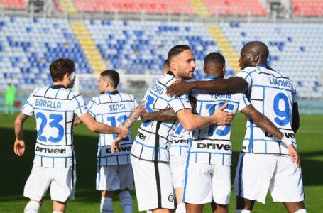 Inter: miglior attacco della Serie A ma può fare molto di più
