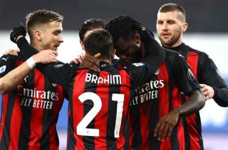 Il Milan batte la Samp e va di nuovo in fuga