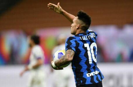 """Lautaro: """"Felice per il gol, devo essere più cattivo sotto porta. Sul rinnovo.."""""""