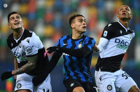 Udinese-Inter, le pagelle: Manca l'anima e la concretezza, gli attaccanti non segnano più?