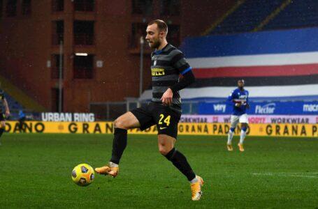 Milan-Inter, formazioni ufficiali: la decisione su Eriksen e Perisic