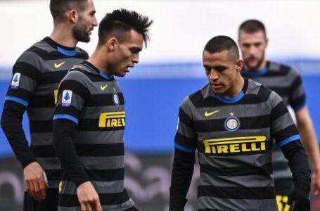 Inter-Sampdoria, formazioni ufficiali: Conte ne cambia sette