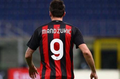 Milan, problemi per Mandzukic: out contro l'Inter