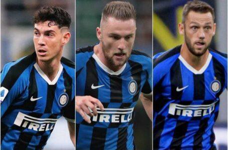 Inter, una difesa che continua a dare sicurezza : pronti a fermare Ibrahimovic e compagni al derby