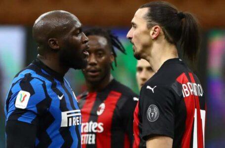 Inter-Milan, scontro tra titani per Ibrahimovic e Lukaku : chi la spunterà?