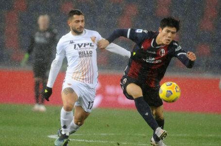 Serie A: Bologna e Benevento non si fanno male