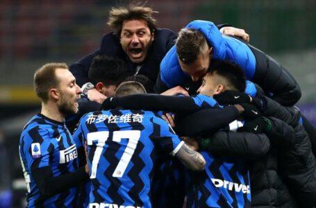 Inter, la squadra di Conte a caccia di record: scudetto che sa di rivalsa