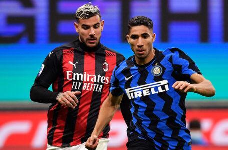 Super Hakimi vince il derby nel derby contro Theo Hernandez