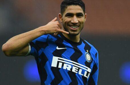Achrah Hakimi, ritorna la freccia marocchina contro il Parma: tornerà al gol?