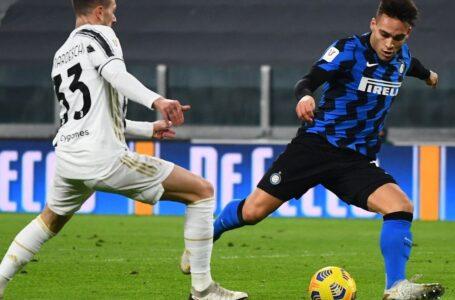 Juventus-Inter, la moviola: poche polemiche ma Lautaro recrimina un rigore