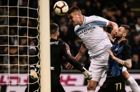 "Sabatini: ""Milinkovic Savic era vicino all'Inter"""