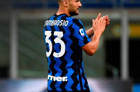 Inter, è ufficiale: D'Ambrosio è positivo al Coronavirus