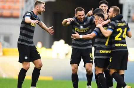 Inter, un anno fa in campionato eri a -3 dalla Juve, oggi sei a +10