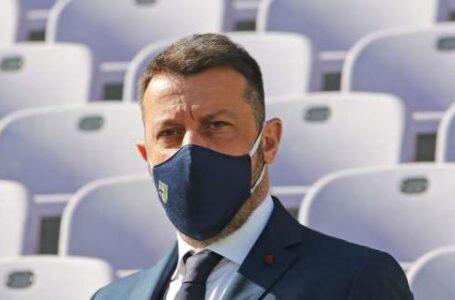"""D'Aversa: """"Rinvio Inter? Noi a Udine senza otto giocatori"""""""