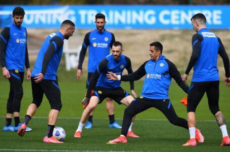Inter, altro giocatore positivo al Covid-19. Oggi nuovi test effettuati