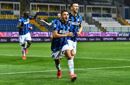 Alexis Sanchez, doppietta e determinazione in quel di Parma: che periodo del cileno!