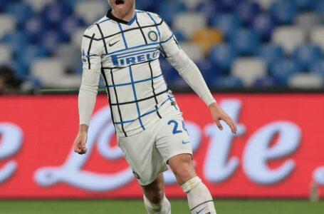Pagelle Inter, Handanovic una disattenzione che poteva costare caro, Eriksen gol da applausi