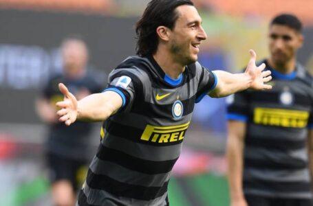 Inter-Verona: è Darmian l'uomo scudetto. E Conte vede il traguardo