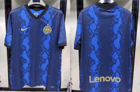 Inter, svelata la nuova maglia in anteprima: destinata a far discutere