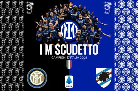 Inter-Sampdoria, probabili formazioni: ci sarà turnover