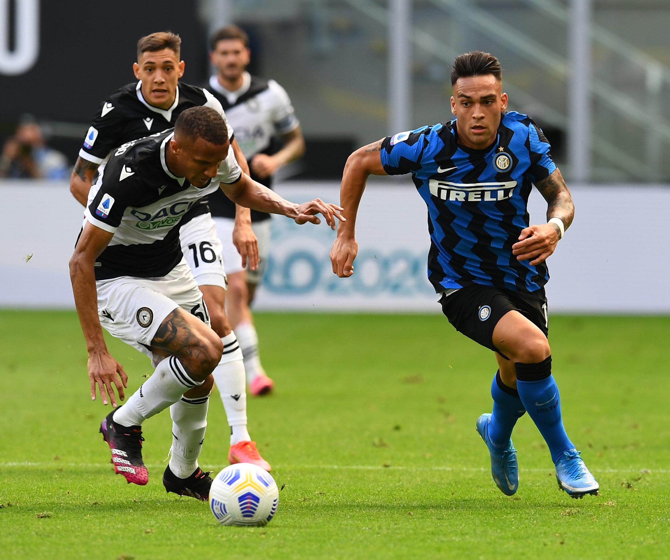 Inter-Udinese, la moviola: giuste le decisioni sui rigori